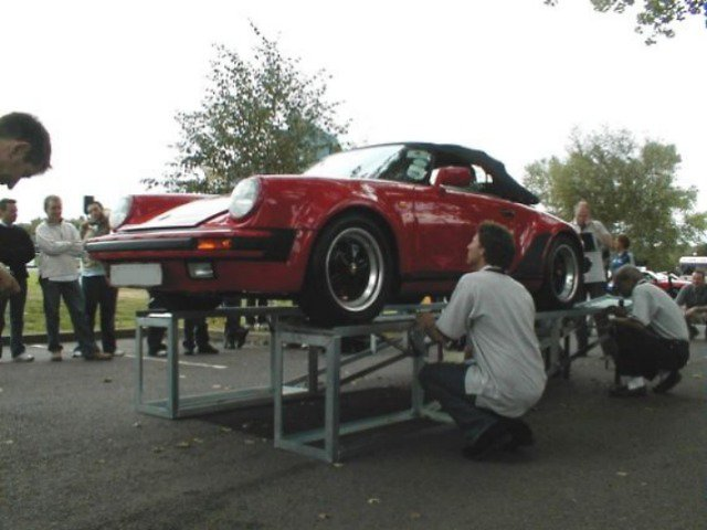 Information and ordering. Concours Event 911