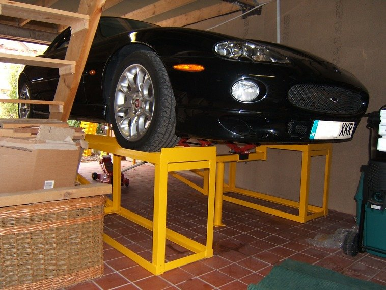Information and ordering. Jaguar XK8